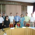 Засідання Дніпро-Бузького каналу