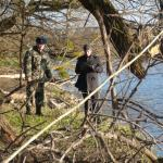 Обстеження прикордонних річок